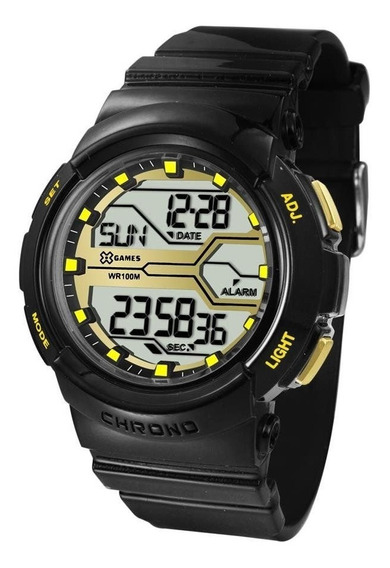 Relógio X Games Feminino Xfppd046 Bxpx Esportivo Digital