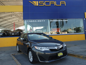 2012 Toyota Camry 2.5 Le 6at