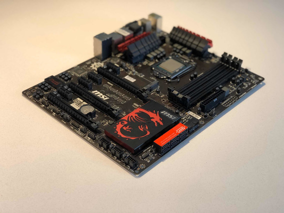 Placamãe Msi Z97g45 + Processador I7 4790k + 16gb Kingston