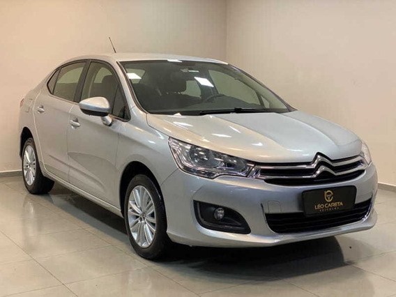 Citroen C4 Lounge S 1.6 Turbo Flex Aut