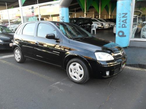Chevrolet Gm Corsa Hatch Premium 1.4 Preto 2008