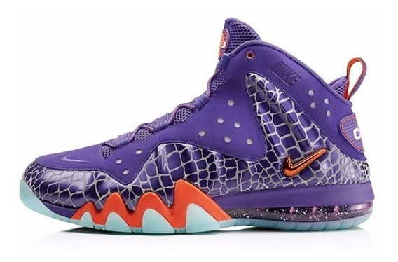Nike Barkley Posite Max 555097-581 Importacion Mariscal