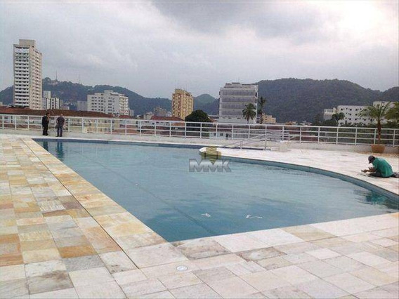 Locação Porto Panorama - Vila Belmiro - Santos/sp - 2 Dormitórios (1 Suíte) - 1 Vaga - Lazer Completo - Analisa Todas As Garantias - Ap0020
