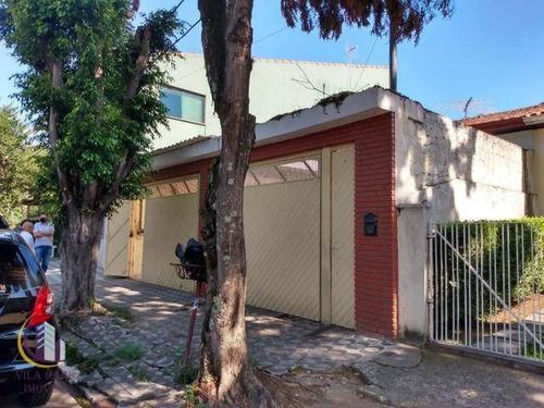 Imagem 1 de 6 de Casa Térrea Osasco Iapi  Osasco - Ca0441