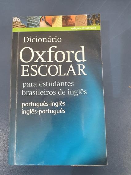 Dicionario Oxford Escolar
