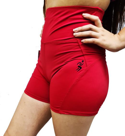 Short Lycra Deportivo Mujer