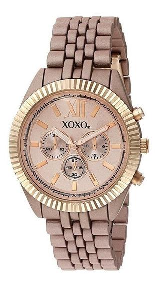 Reloj De Mujer Xoxo Modelo:xo251 Original