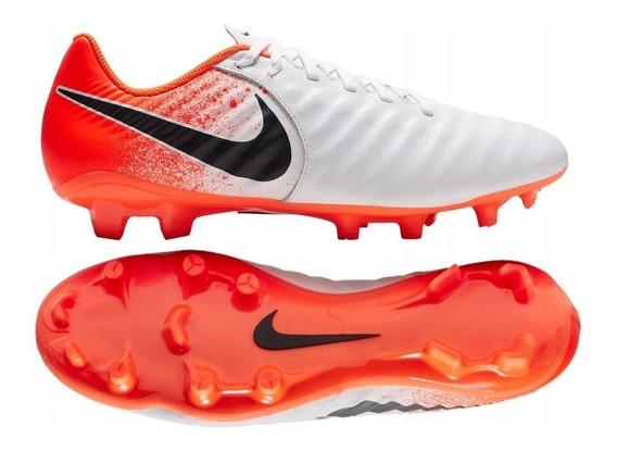 Botines Nike Tiempo Legend 7 Academy Fg (ah7242) Cuero