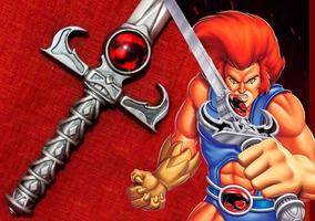 Promoção- Espada Justiceira (sword Of Omens) Thundercats