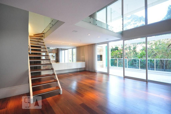 Apartamento No 1º Andar Com 4 Dormitórios E 5 Garagens - Id: 892805567 - 105567