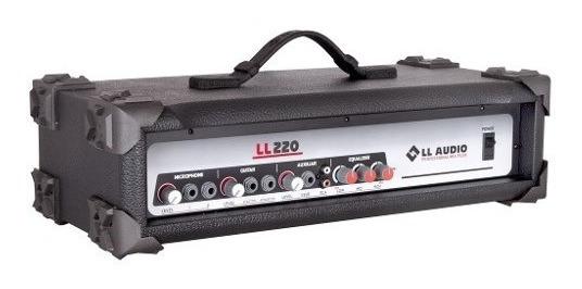 Cabeçote Amplificador Multiuso Nca 220 - 50 Watts Nca