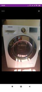 Máquina De Lavar E Secar Roupas Samsung 10kg