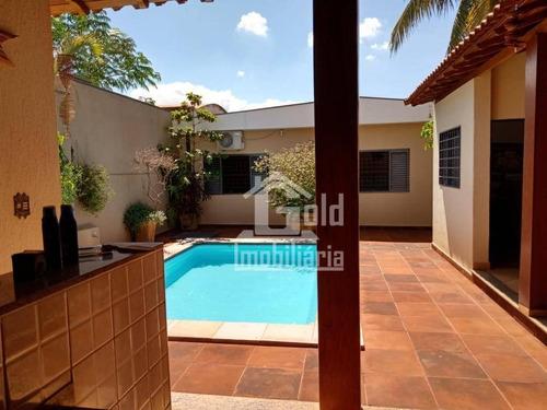 Imagem 1 de 30 de Casa Com 3 Dormitórios À Venda Por R$ 520.000 - Vila Tibério - Ribeirão Preto/sp - Ca1978