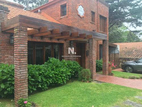 Casa En Punta Del Este, Mansa | Nicolas De Modena Ref:3490- Ref: 3490