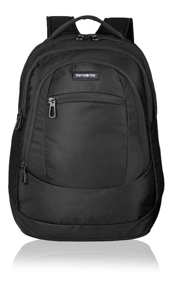 Mochila Evolution Negro Samsonite