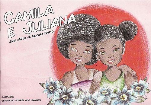 Camila E Juliana Britto, José Mario