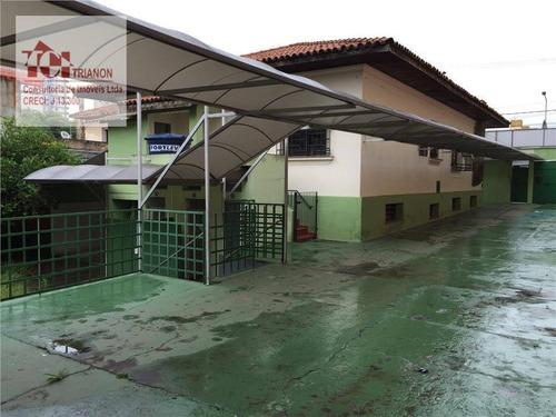 Casa Com 4 Dormitórios, 400 M² A/c - Venda Por R$ 3.600.000 Ou Aluguel Por R$ 15.000 - Jardim - Santo André/sp - Ca0017