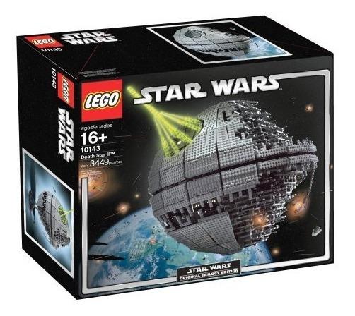 Lego Star Wars Estrella De La Muerte Ii (fuera De Servicio P