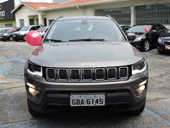 Jeep Compass 2.0 16v 4p Longitude Turbo Diesel 4x4 Automátic