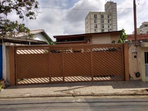 Casa Com 3 Dormitórios À Venda, 111 M² Por R$ 550.000,00 - Jardim Taboão - São Paulo/sp - Ca0154