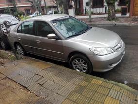 Honda Civic 1.7 Lx 2005