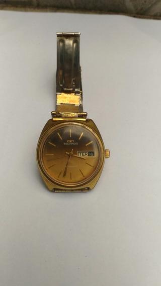 Relógio Technos Máquina Suíça