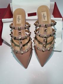 Zapatos Valentino Rockstud Mules