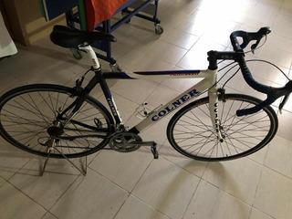 Bicicleta Colner Mortirolo. Talle L