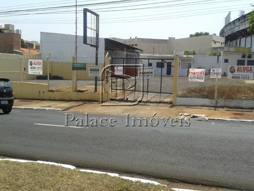 Galpão Para Aluguel, Jardim Palma Travassos - Ribeirão Preto/sp - 3132