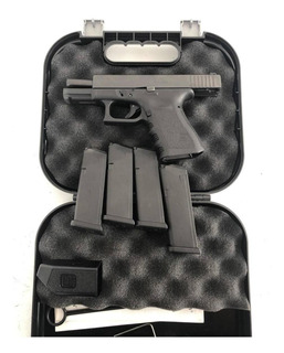 Pistola Marcadora Airsoft (.380 Glo Ck) De C02