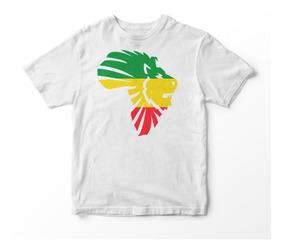 Playera Reggae Lion Of Africa
