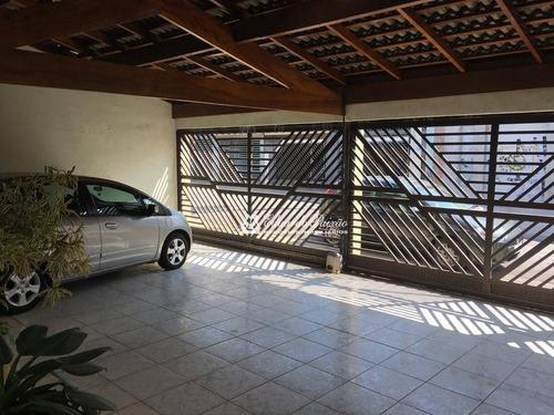 Casa Com 3 Dormitórios À Venda, 280 M² Por R$ 950.000,00 - Vila Rosália - Guarulhos/sp - Ca0007