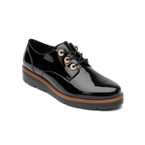 Zapato Trendy Casual Flexi Dama 45713 Negro