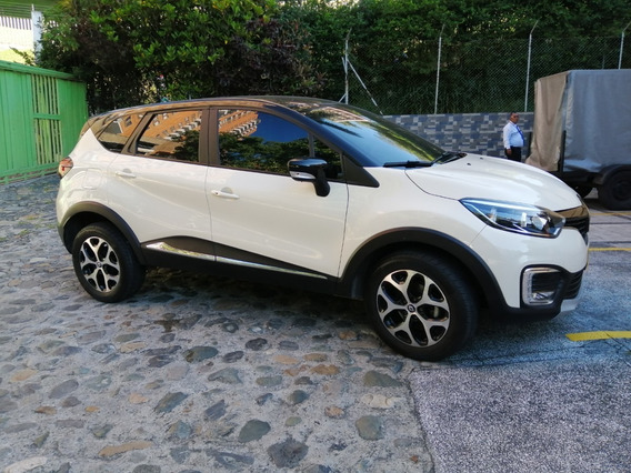 Como Nueva 7800kms Renault Captur Intense Bitono At 2019 Ful