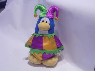 Muñeco Peluche Pinguino De Club Penguin