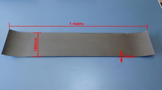 Espuma Adesiva Manta Anti Ruido Isoladora Com 6 Mm