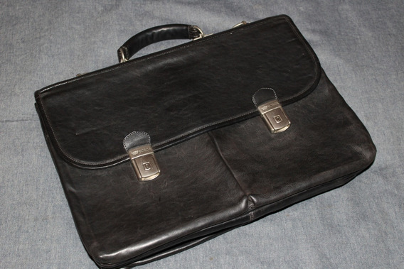 Bosca Bag Old Laether - Potafolio Maletin - Italy - Abogado