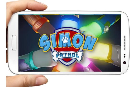 Video Tarjeta Invitación Digital Virtual - Paw Patrol