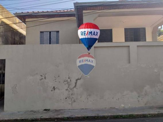 Casa Com 3 Dormitórios Para Alugar, 100 M² Por R$ 890/mês - Centro - Botucatu/sp - Ca0260