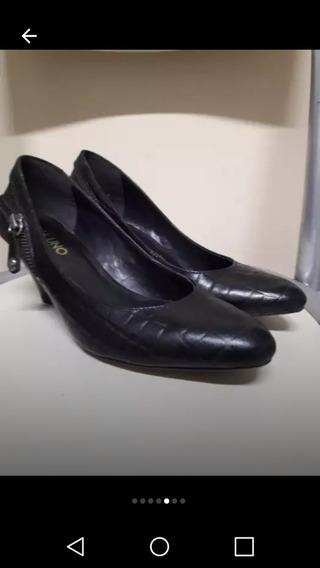 Zapatos Via Uno Nro 35