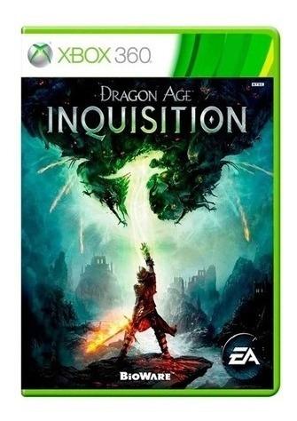 Jogo Dragon Age: Inquisition - Xbox 360