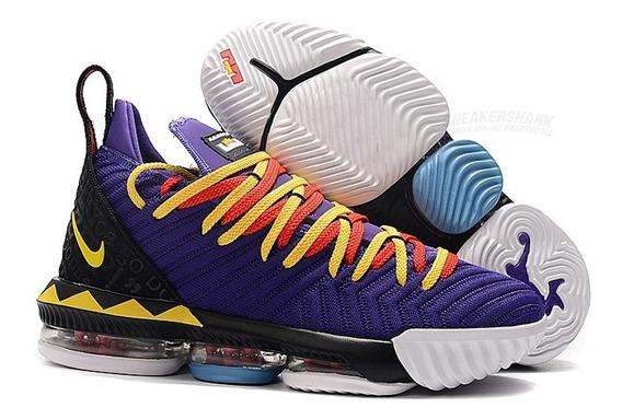 Lebron Xvi 16 Marti Envio Inmediato Sneakershark