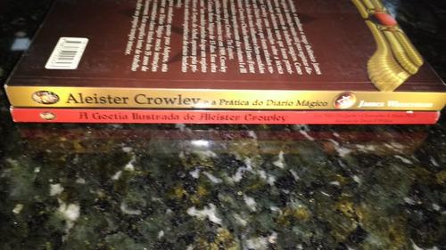 Aleister Crowley - 2 Livros