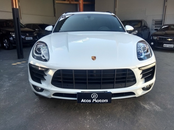 Porsche Macan 2015 3.0 S 5p