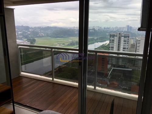 Imagem 1 de 15 de Apartamento Para Venda No Bairro Santo Amaro Em São Paulo Â¿ Cod: Nm4843 - Nm4843