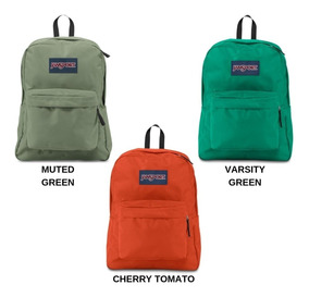 Jansport Superbreak Un Color 100% Original