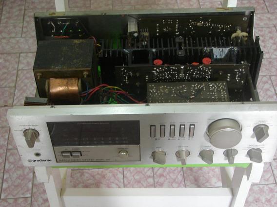 Amplificador Gradiente Model 366 Estou Vendendo As Peças