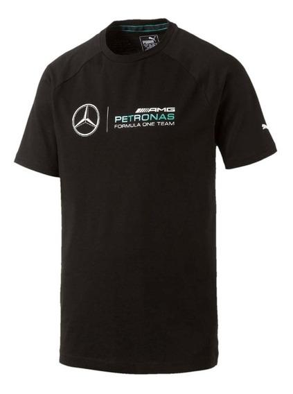 Camiseta Mercedes Petronas Amg Logo Original
