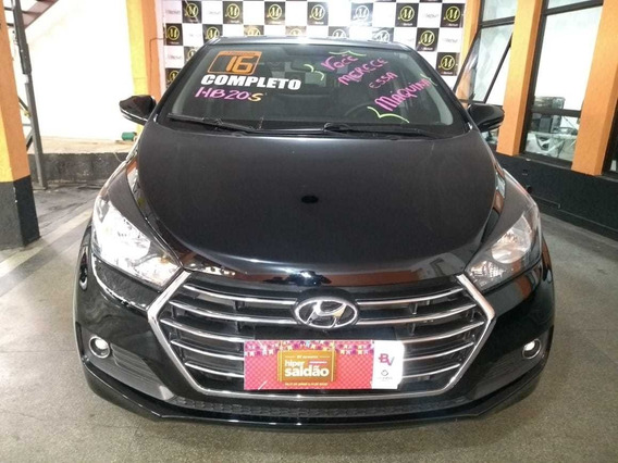 Hyundai Hb20s 1.0 Comfort Plus 12v 4p 2016