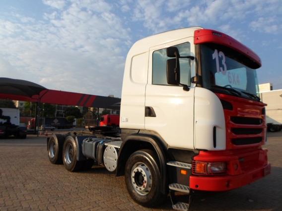 Scania G440 6x4 12/13